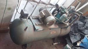 Compresor de aire trifásico 100 lts