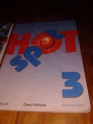 Hot Spot 3 Student´s Book Macmillan + Activity Book