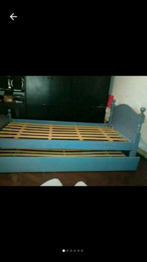 Juego de dormitorio de 1 plaza