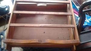 Ropero antiguo de madera (liquido por mudanza)