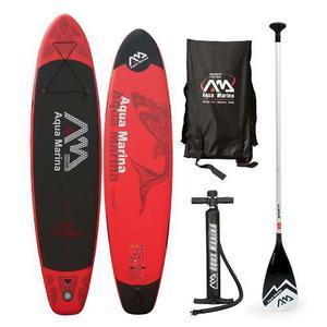 Tabla Stand Up Paddle Board Inflable De Aqua Marina Monster