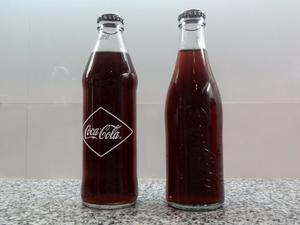 2 Botellas Coca Cola 120º Aniversario De Colección  