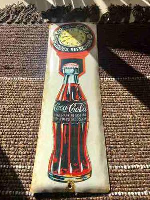 450 cartel de chapa para negocio posot class - Chapa coca cola pared ...