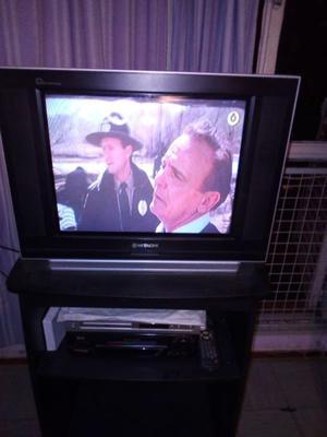 """Tv 21""""pantalla plana"""