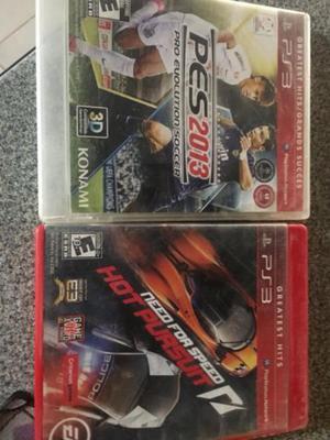 Vendo dos juegos ps3