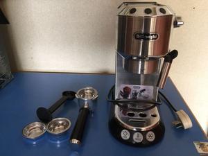 Cafetera Delonghi casi sin uso con caja original