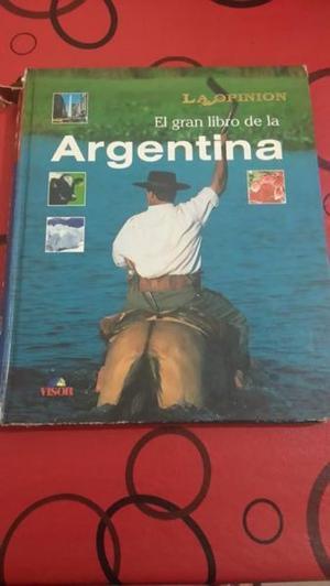 Libro El gran libro de la Argentina