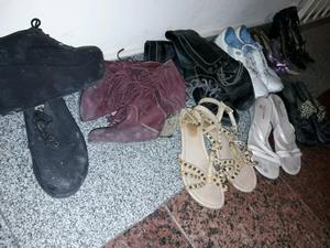 Lote de zapatos oferta