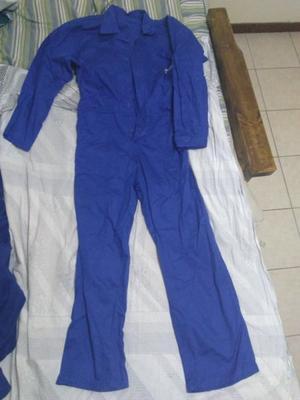 Mameluco Ropa de Trabajo Grafa Ombu Talle XL