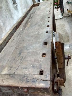 Antiguo banco de carpintero. Apto para trabajo y/o