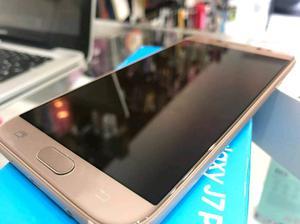 Liquido Samsung j7 pro rosa libre de fabrica