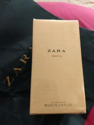 Perfume ZARA MUJER NUEVO. 200 ML.