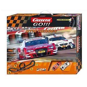 Pista De Carreras Dtm Heroes Carrera Go!! Original