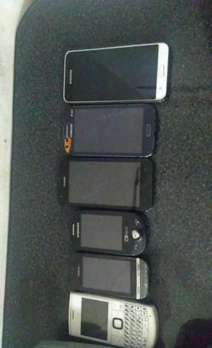 Vendo celulares urgente