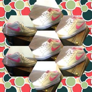Zapatillas Nike botitas mujer 37