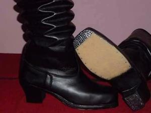 Botas de malambo.maldonado