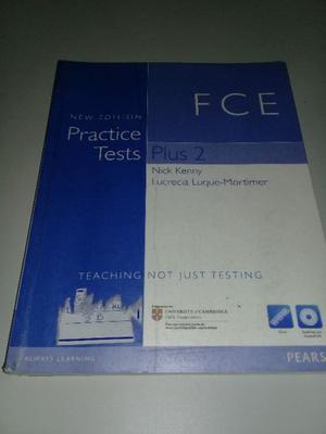 FCE practice test plus 2 new edition + 2 cd rom