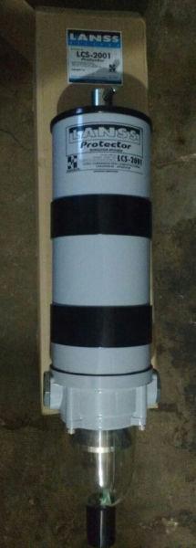 Filtro separador de agua para combustible Lanss Mod.