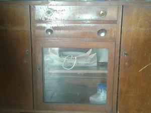 Liquido aparador trinchante antiguo estilo art decó