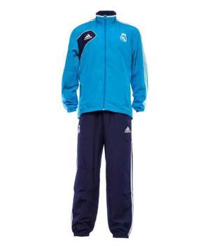 Conjunto Adidas De Real Madrid Talle L Original Nuevo