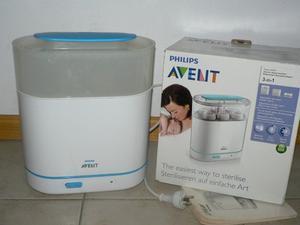 Esterilizador Philips Avent electrico