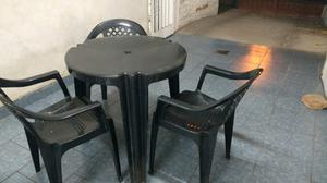 Mesas y sillas plasticas colombraro posot class - Mesas y sillas plastico ...
