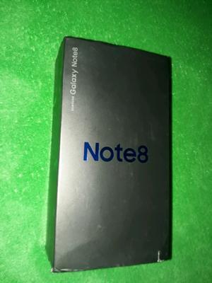 SAMSUNG NOTE 8 nuevo libre 64 gb