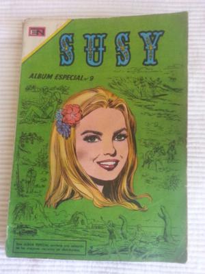 SUSY álbum especial n° 9