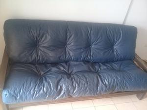 VENDO futón de 3 cuerpos
