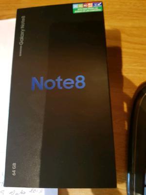 Samsung Note 8 una semana de uso libre internacional