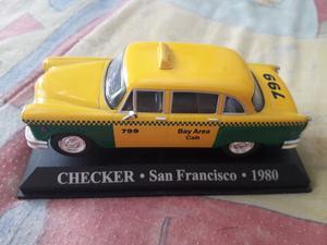TAXIS DEL MUNDO CHECKER.SAN FRANSISCO
