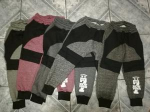 Vendo Pantalones Nuevos para Chicos de Frisa Talles del 4 al