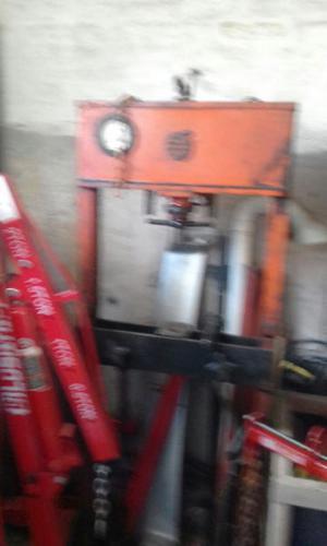 prensa hidraulica 20 ton