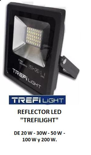 REFLECTOR PROYECTOR DE LED TREFILIGHT