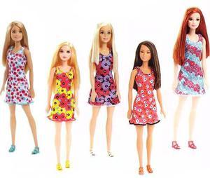 Barbie Básica Surtido