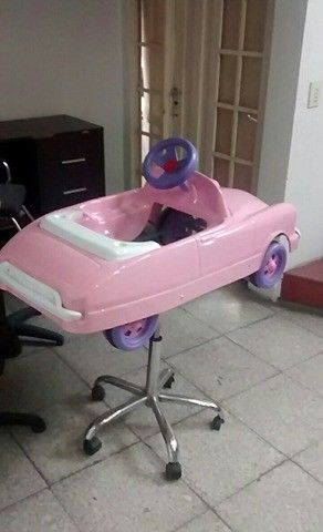 peluquería, lavacabezas, espejos, silla autito