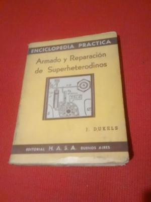 Libro Armado y Reparación de Superhetereodinos