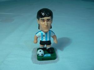 Muñeco Cabezón de Lionel Messi Colección Energizer