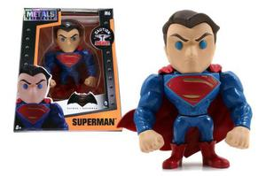 Muñeco Dc Superman 10 Cm Metal Die Cast Orig. Jada Once