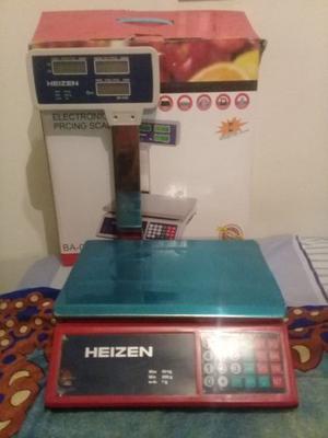 Balanza electronica Heizen (nueva)