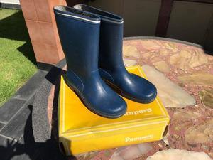 Botas de lluvia Pampero talle