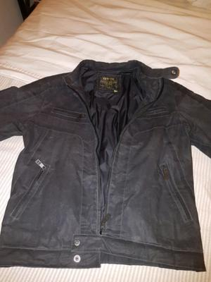 Campera Fifty Five talle M estilo rock/moto