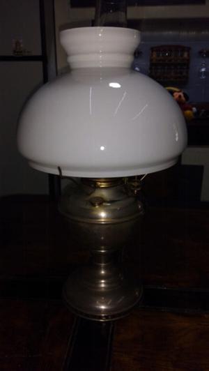 Lámpara antigua aceite,querosene