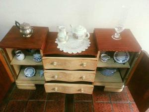 Mueble art deco restaurado