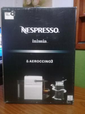 Nespresso Inissia con Aeroccino3