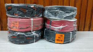 Rollos de cable de 1 x 1 mm