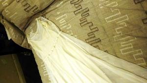 hermoso vestido de novia,moderno y en muy buen estado