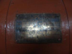 Amoladora De Banco 0.5hp Trifasica O Monofasica rpm