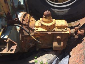 Caja para Motor GM Detroit Diesel