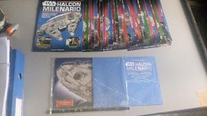 Colección Halcon Milenario-Planeta DeAgostini (1a31)